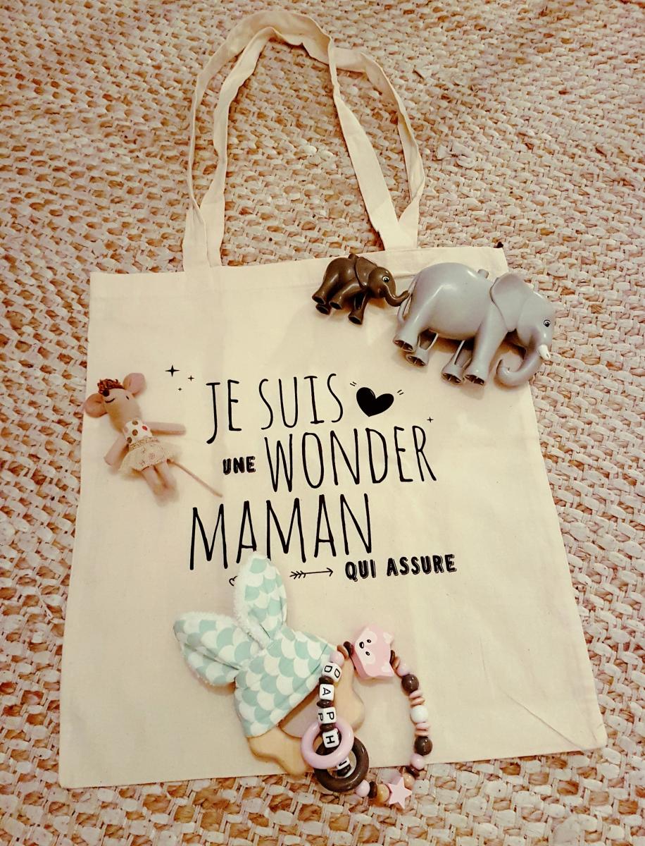 Moi, maman [Tag]